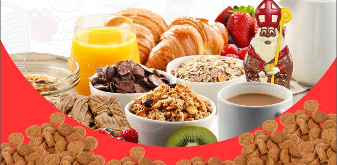 Sinterklaas ontbijt 2019